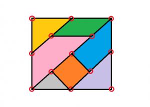 タングラム図形