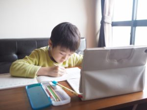 書いて勉強